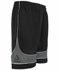 Reebok #4 Men's Two-toned Performance Mesh Shorts Sizes: M-