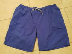 Clearance The Foundry 11 Inch Inseam Men's Beach Shorts - Si