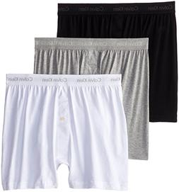 Calvin Klein Cotton Classic 3 Pack Knit Boxer