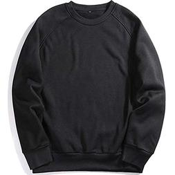 F1rst Rate Men's Crewneck Sweatshirt Pullover Sweater Casual