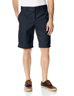 Dickies Men's 11 Inch Relaxed-Fit Stretch-Twill Work Short W