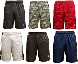 Under Armour Heat Gear Men's Athletic Shorts Gym Basketball