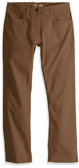 Izod Men'S Saltwater Straight Fit Stretch Flat Front Chino P