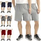 2pk Fruit Of The Loom Athletic Shorts Men Tagless Cotton Sho