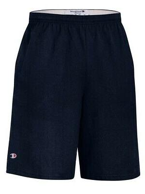 9 inseam cotton jersey shorts with pockets