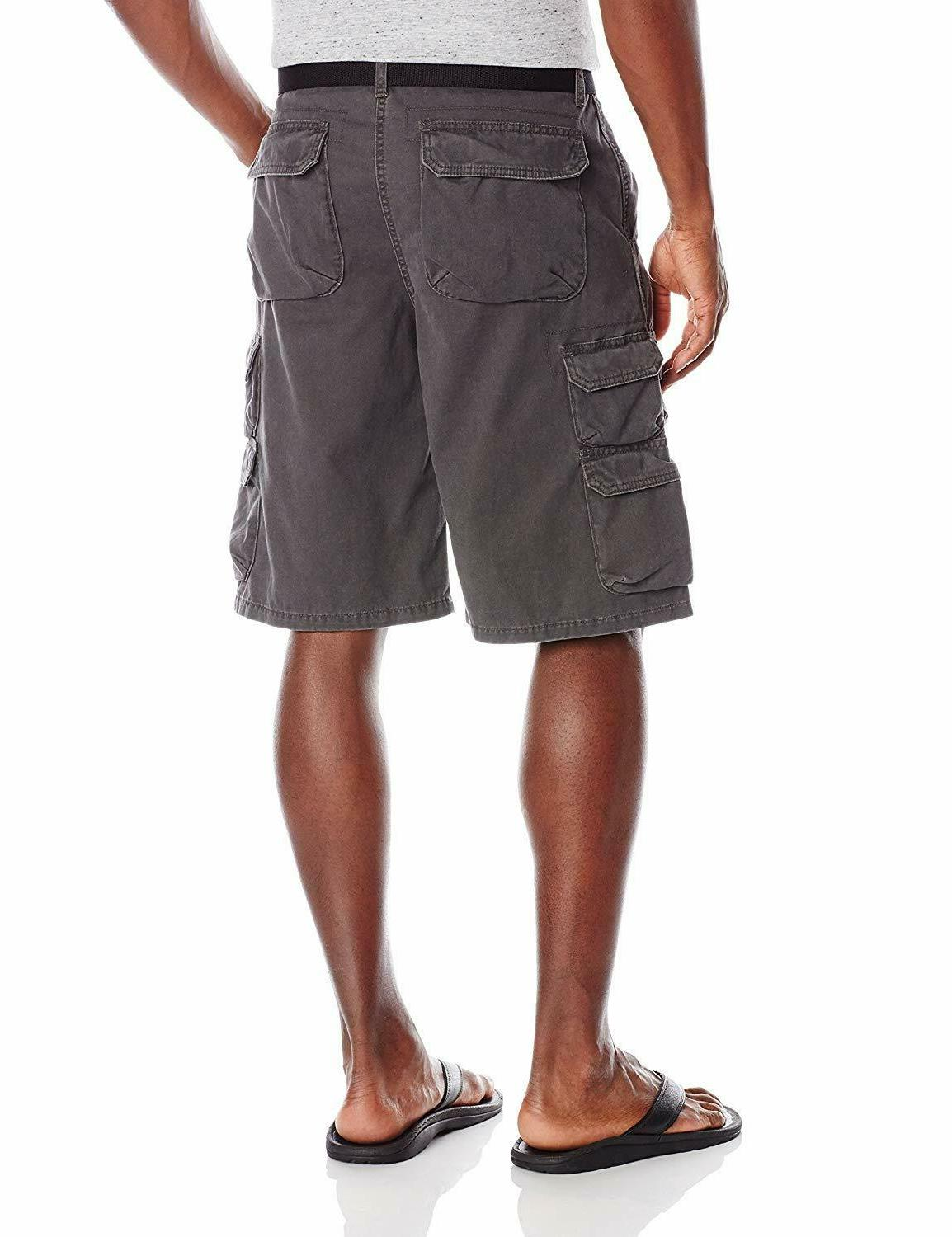 Relaxed Twill Short