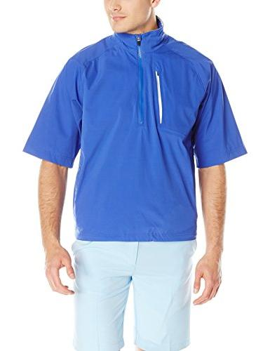 elbow sleeve gore tex pullover