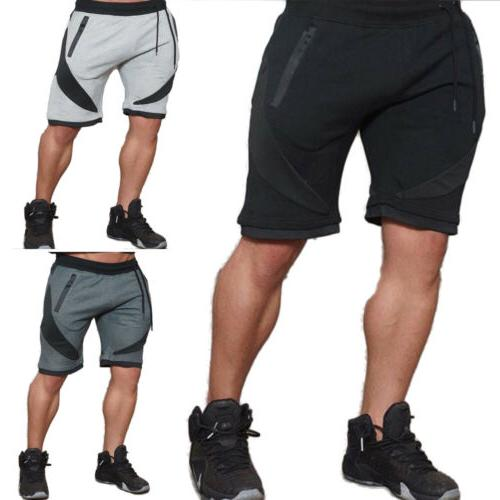 Men GYM Training Running Workout Casual Jogging