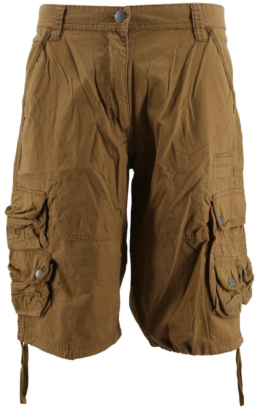 MSLM Relaxed Pocket Shorts