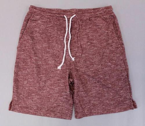 men s classic fit drawstring knit jogger