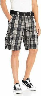 LEE Men's Dungarees New Belted Wyoming Cargo Short - Choose