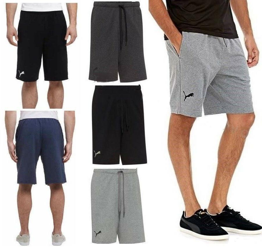 Puma Men's French Terry Shorts