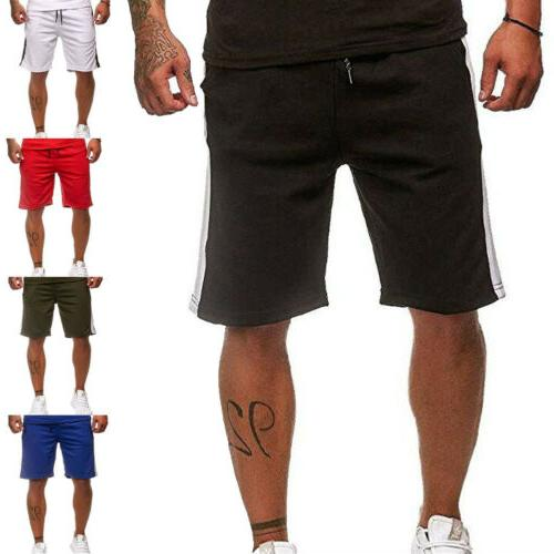 Men's Gym Workout Casual Clothing Fitness Short
