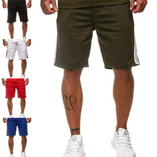 Men's Gym Workout Sports Casual Clothing Fitness Running