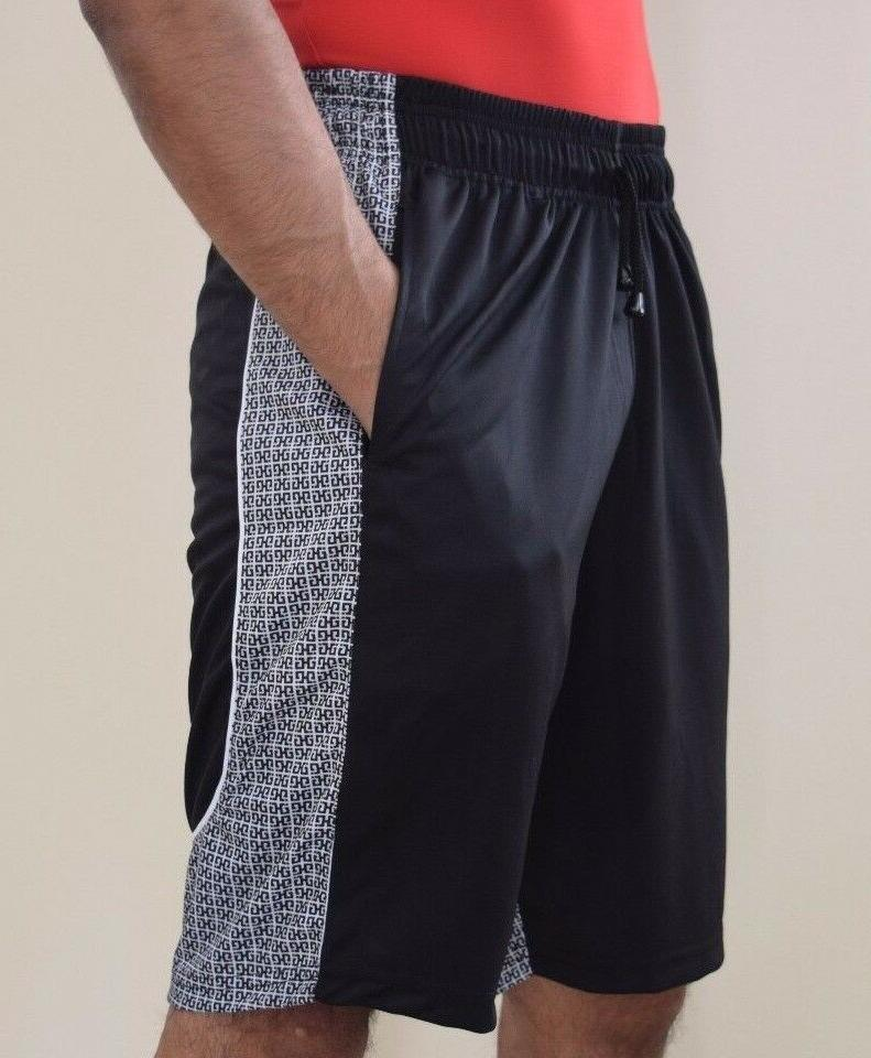 Workout Athletic Shorts 2 Pockets Dri