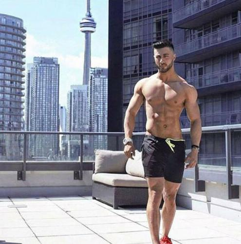 Mens Shorts Workout Sports Fitness Running
