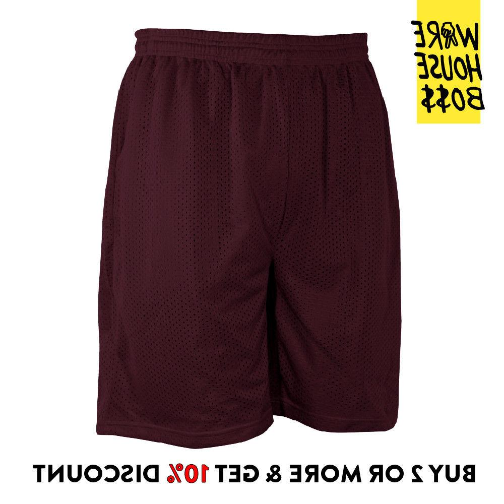 MENS BASKETBALL SHORTS WORKOUT SHORTS