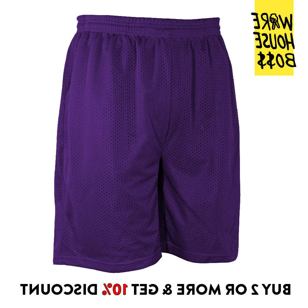 MENS MESH SHORTS SHORTS GYM