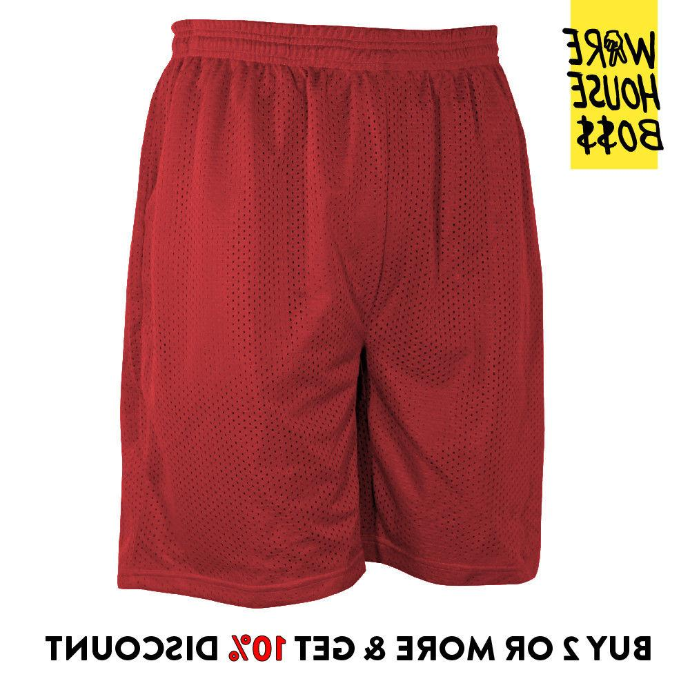 MENS MESH SHORTS SHORTS GYM SHORTS CASUAL