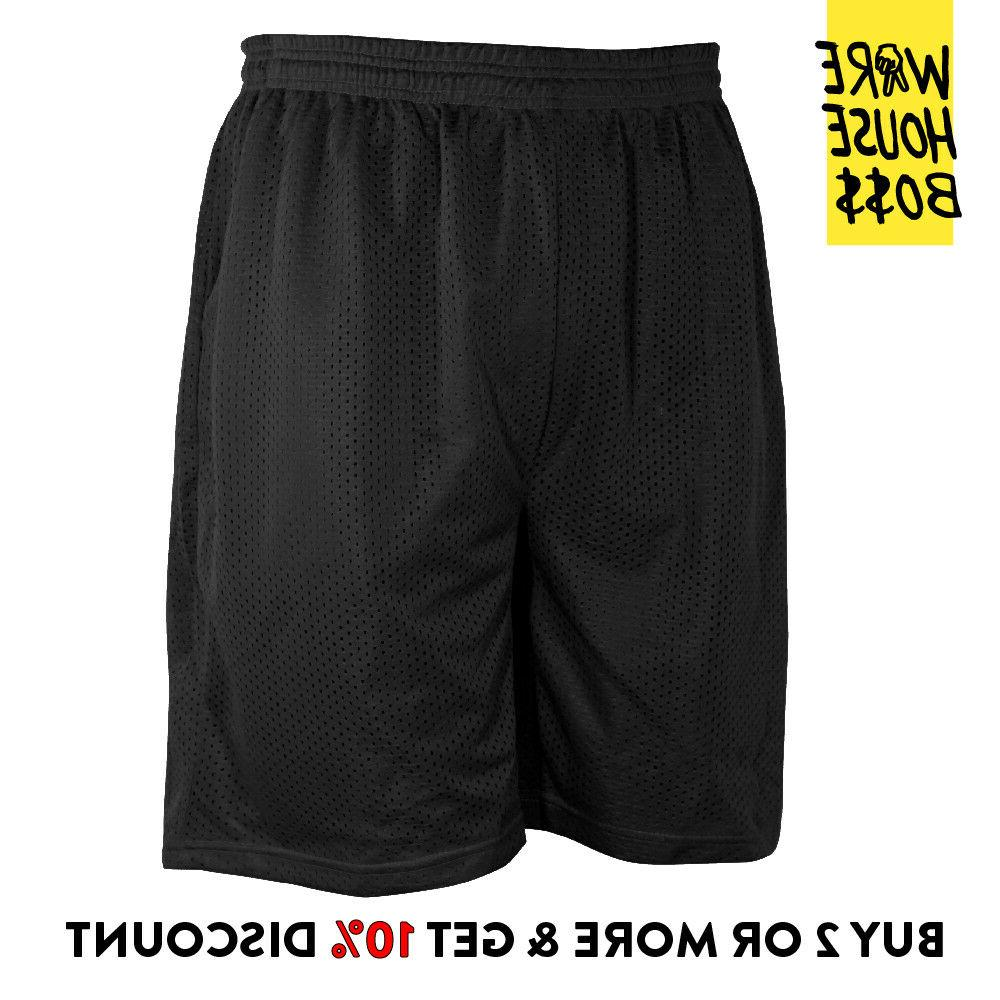 MENS SHORTS FITNESS WORKOUT SHORTS