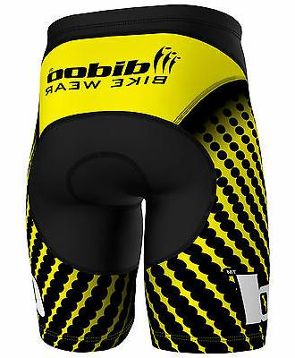 Mens Compression Running Sports Boxers Tight