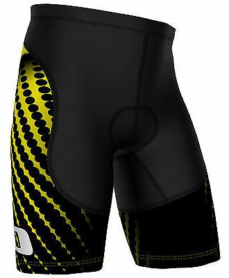 Mens Cycling Compression Boxers Pants