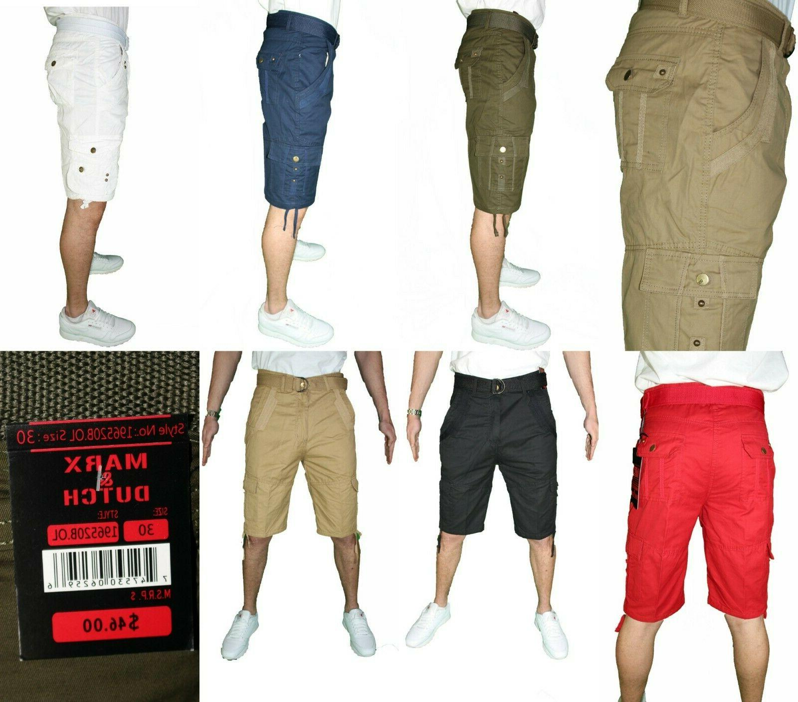 Mens Shorts 100% Cotton