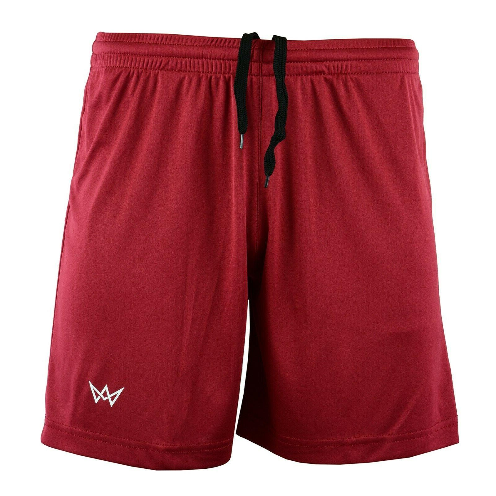 Mens Fit Gym Sports Running Short