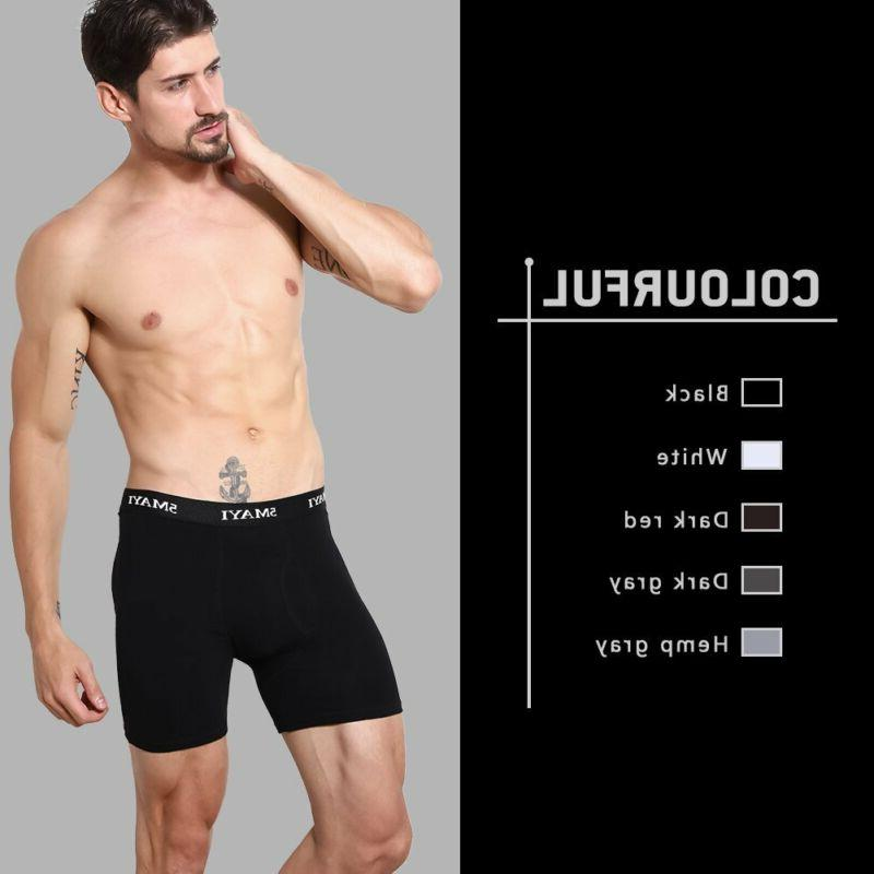 5Mayi Boxers Multi Pack Boxer Shorts for Men Underwear Trunk