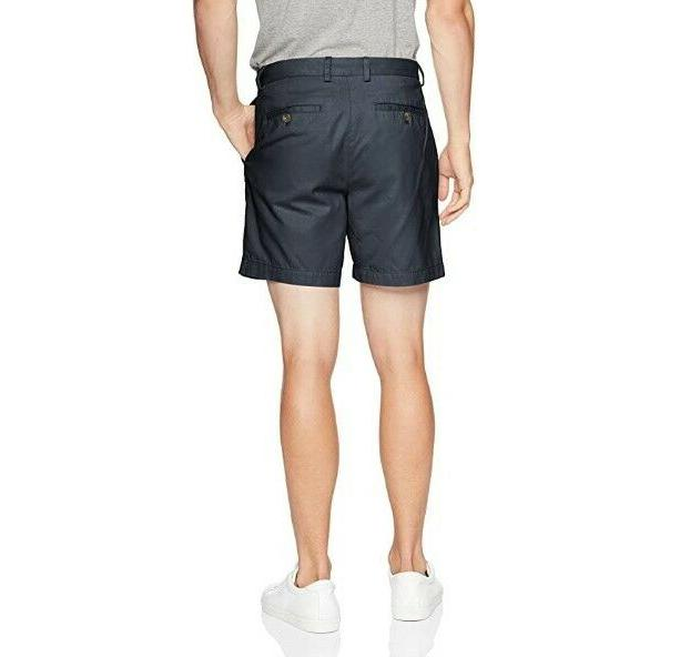 Classic-fit Short; 32; Navy; BH1566