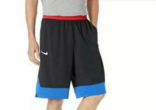 new mens large l black red blue
