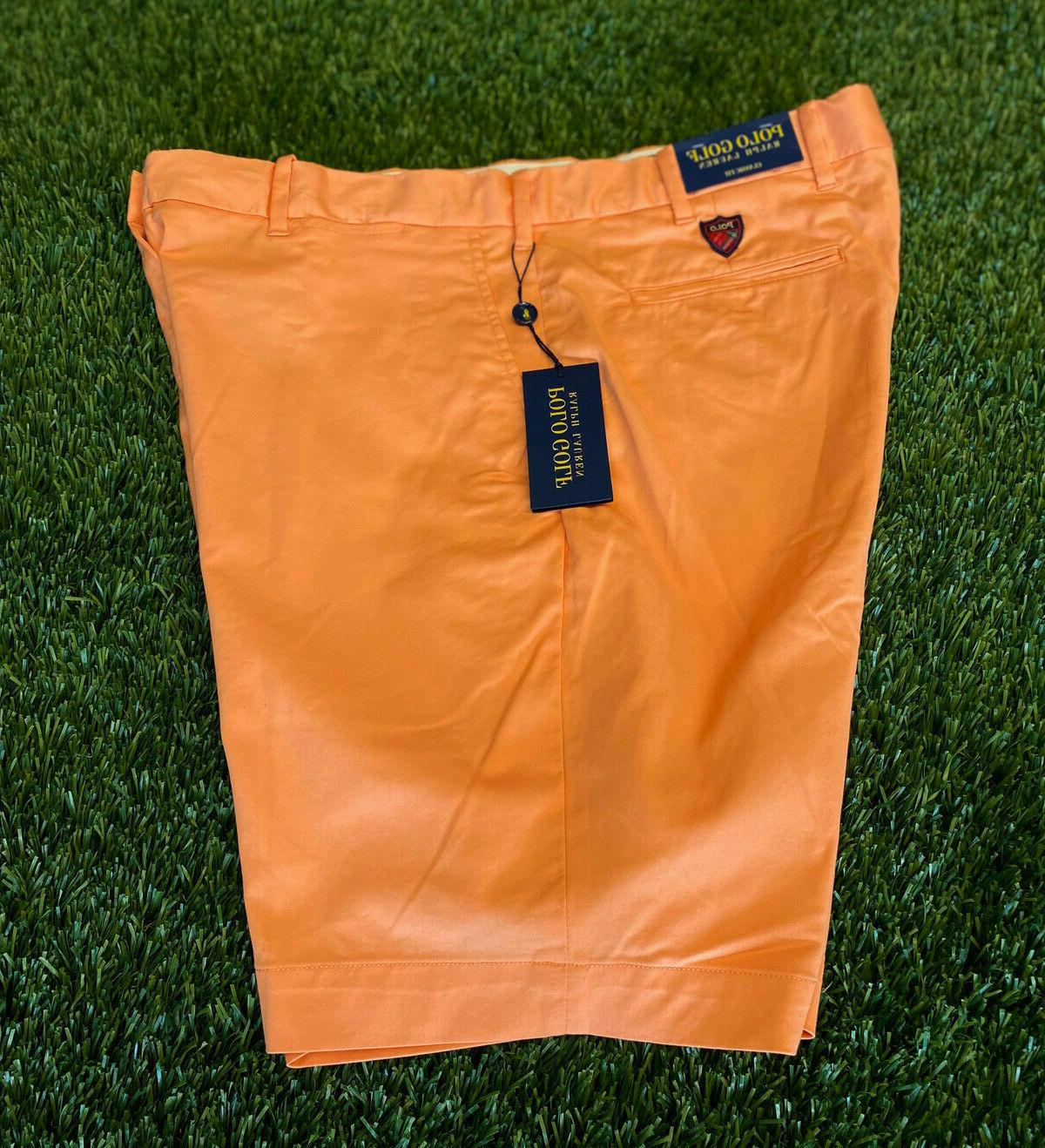 NEW Polo Lauren Classic Biltmore Pink Shorts   NWT