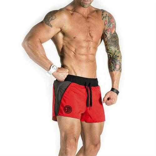 US Men Running Shorts Bathing Suits Pants Swim Trunks NEW