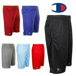 "Champion Men's Athletic Mesh Pocket Gym Basketball  9"" Insea"