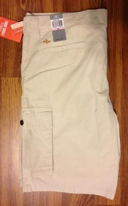Men's Dockers Cargo Shorts Sz 40 Pacific Collection Classic