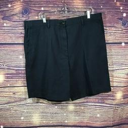 Amazon Essentials men's classic fit shorts size 40 navy