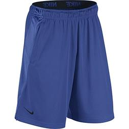 NIKE Men's Dry Training Shorts, Game Royal/Game Royal/Black,