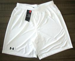 "Under Armour Men's Golazo Soccer Shorts 1259614 8"" Inseam  W"