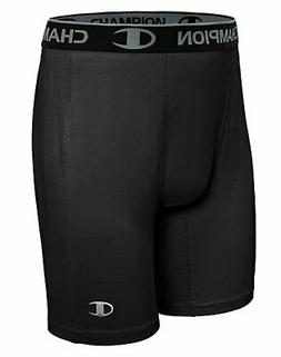 Men's Gym Shorts Champion Power Flex Solid Compression Train
