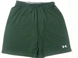 UNDER ARMOUR MEN'S LOOSE FIT, HEAT GEAR SHORTS $25 VALUE