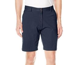 Dockers Men's Navy Classic Fit Perfect Shorts Size 36 New Wi