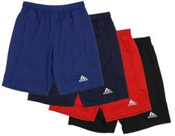 Adidas Men's Sports Climalite Knit 10-inch Shorts, Color Opt