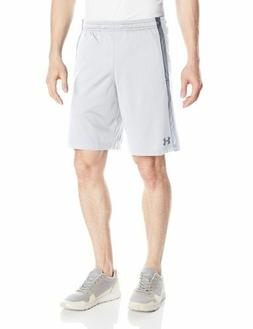 Under Armour Men's Tech Mesh Basketball Workout Shorts, Whit