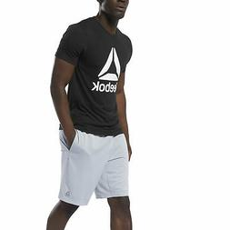 Reebok Men's WOR Knit Performance Shorts