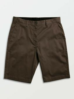 VOLCOM MEN'S【SIZE: 31 】 【VMONTY】CHINO SHORTS NEW 193