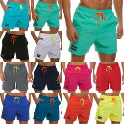 Men Swim Shorts Swimwear Swimming Trunks Underwear Running B