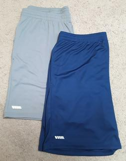 Amazon Essentials Mens 2-Pack Loose-Fit Performance Shorts G