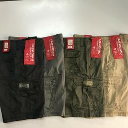 Unionbay Men's Lightweight Cargo Shorts, Variety of Colors