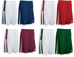 Under Armour mens Undeniable reversible Basketball Shorts  r