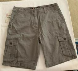 NEW Quiksilver Deluxe 21 Cargo Shorts Men's Size 32 New Wi